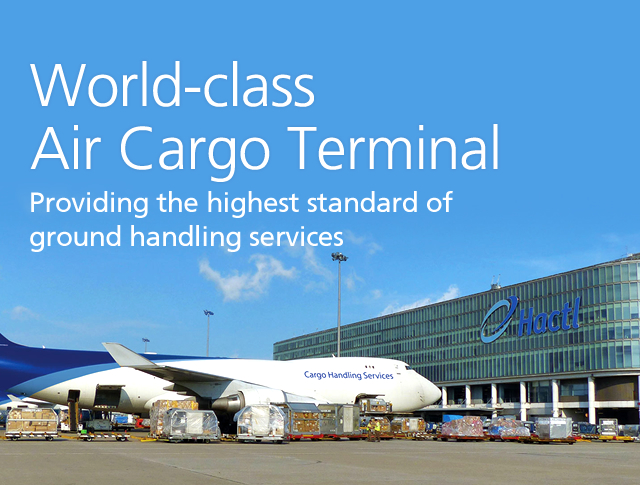 Hactl - Hactl - Hong Kong Air Cargo Terminals Limited