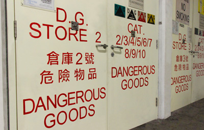 Dangerous & Radioactive Goods Storage