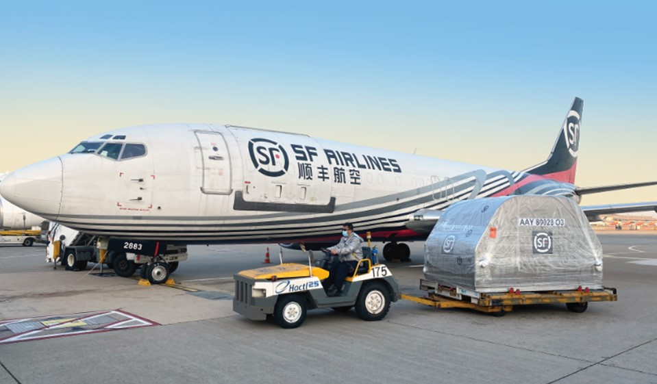 """Hactl named """"Best Business Partner"""" by SF Airlines for 5 times"""