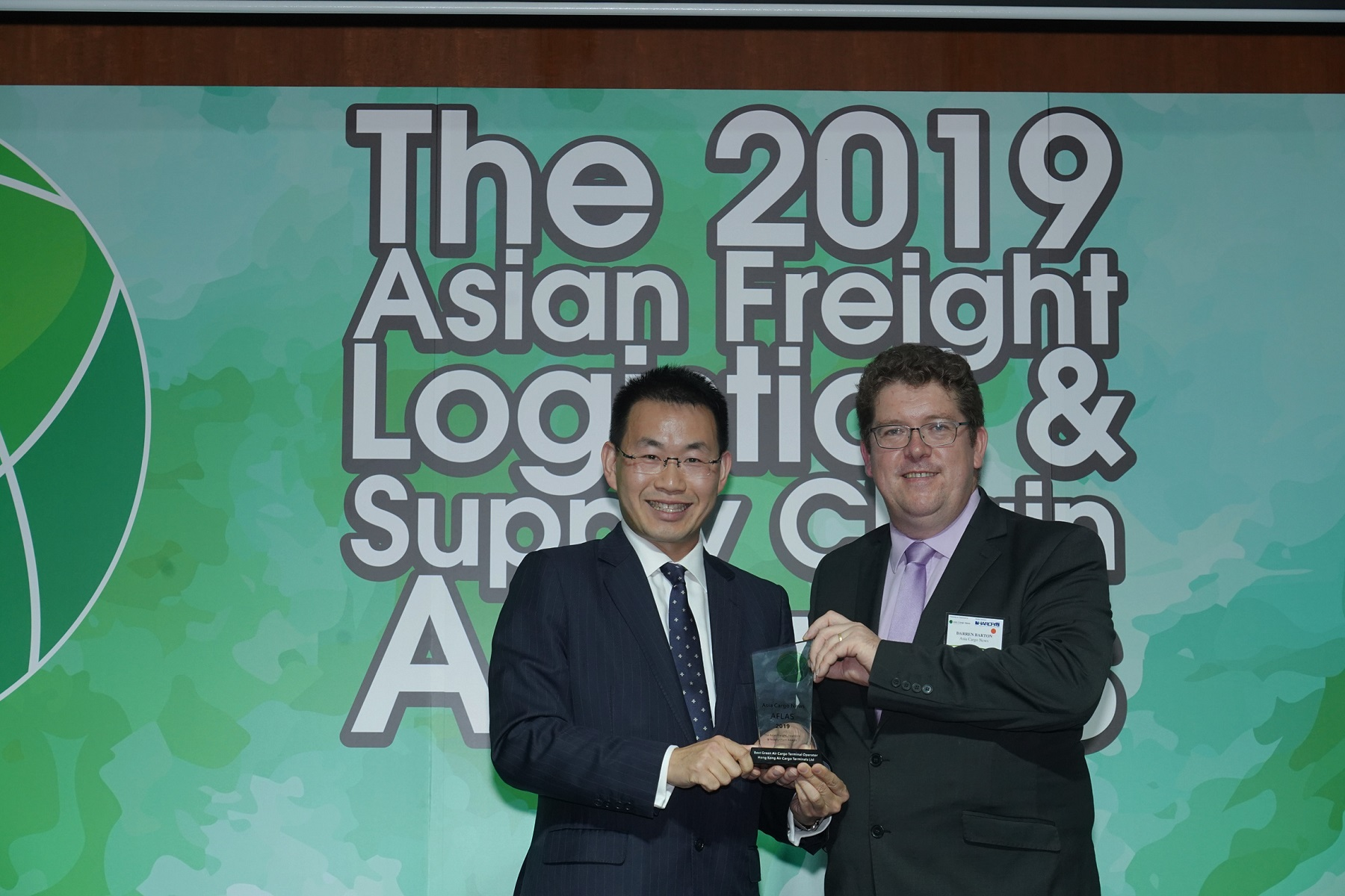 Hactl scoops another handling award