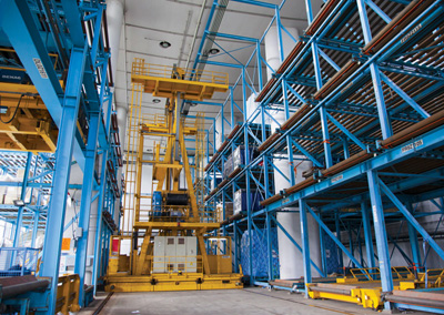 Twenty-Foot Unit Handling Centre