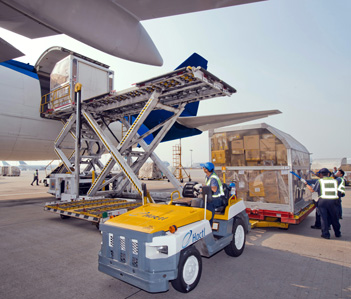 Hactl Ground Handling Services Superterminal 1 Hactl
